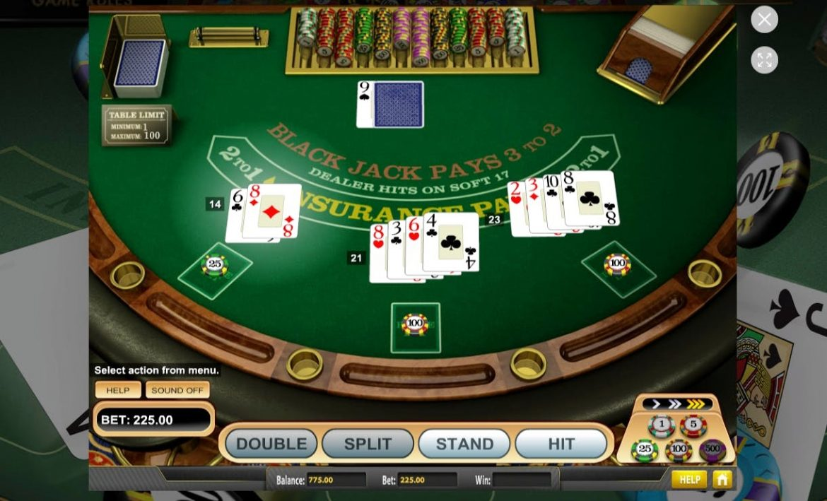 What is card counting?