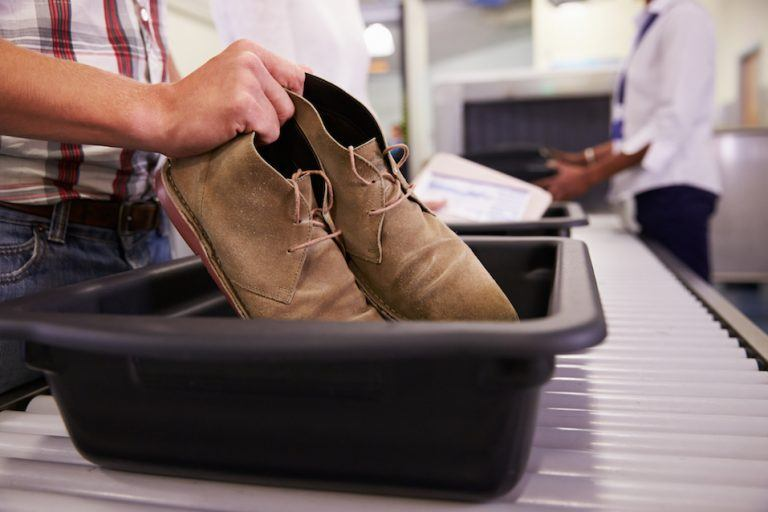 Airport Friendly Shoes. Keep These Shoes ON For Airport Security – cargo airport services