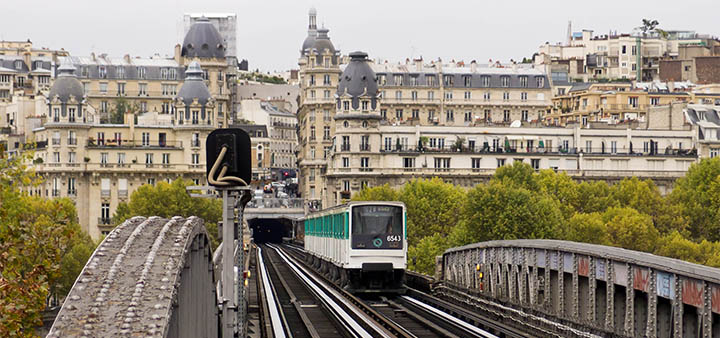 Paris Transportation – dispatch transportation